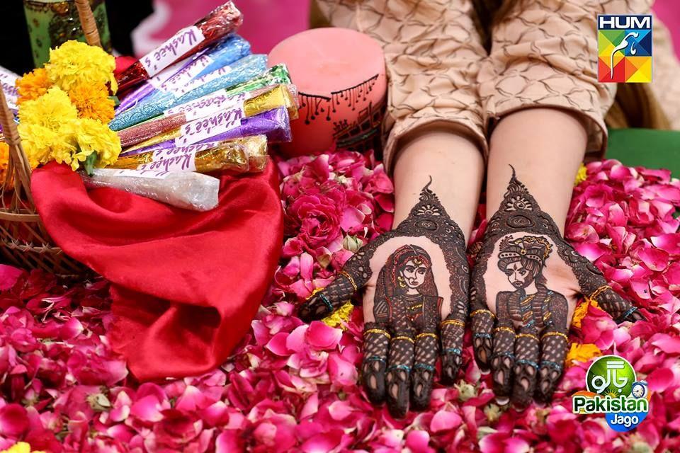 Kashee S Mehndi Makeup : Kashee beauty parlour mehendi designs s signature