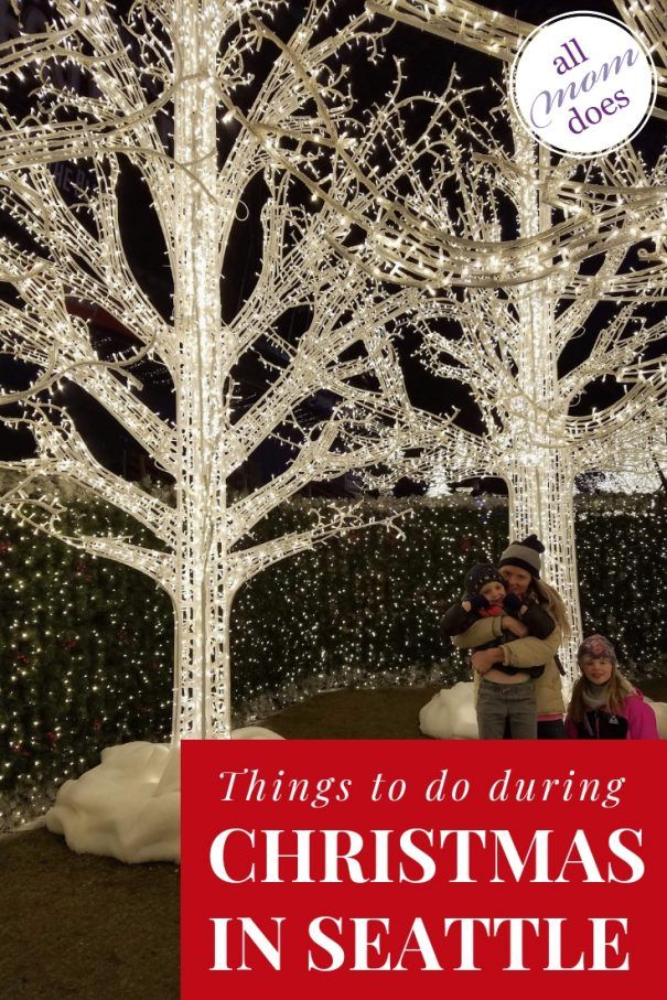 Seattle Christmas Events 2019.Things To Do In Seattle At Christmas Blog Board In 2019