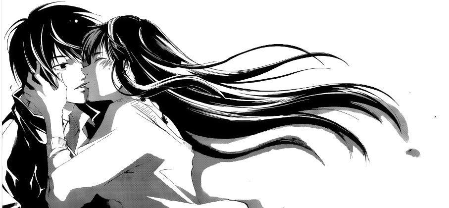 Just something from the Manga* Ogami Rei and Sakurakouji