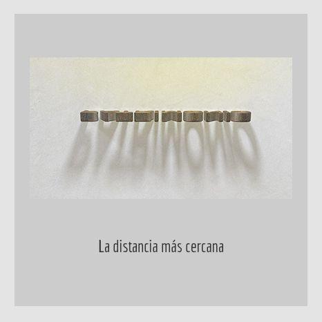La distancia más cercana. YENY CASANUEVA Y ALEJANDRO GONZÁLEZ. PROYECTO PROCESUAL ART.