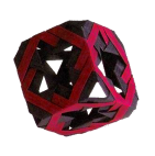 Photo of Cube Modular Origami