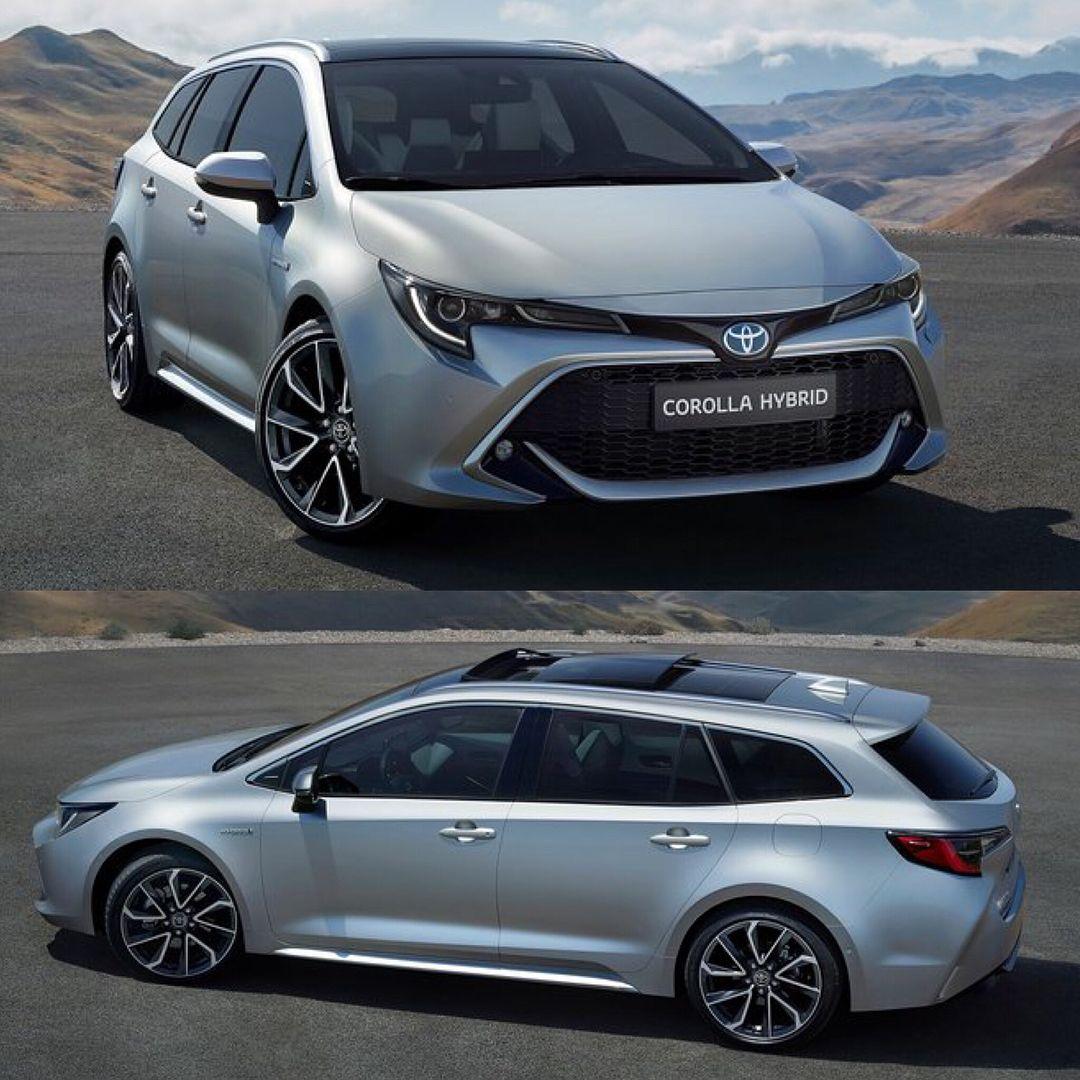 New Toyota Corolla Touring Sports... toyota