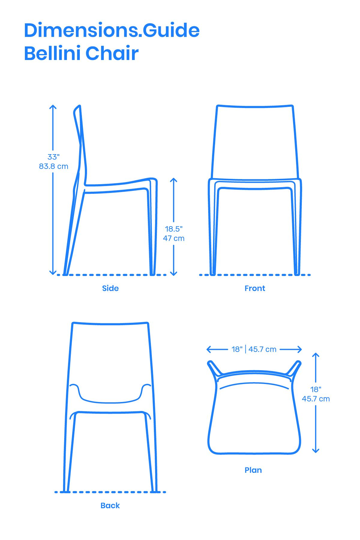Bellini Chair Bellini Chairs Furniture Design Sketches Molded Chair