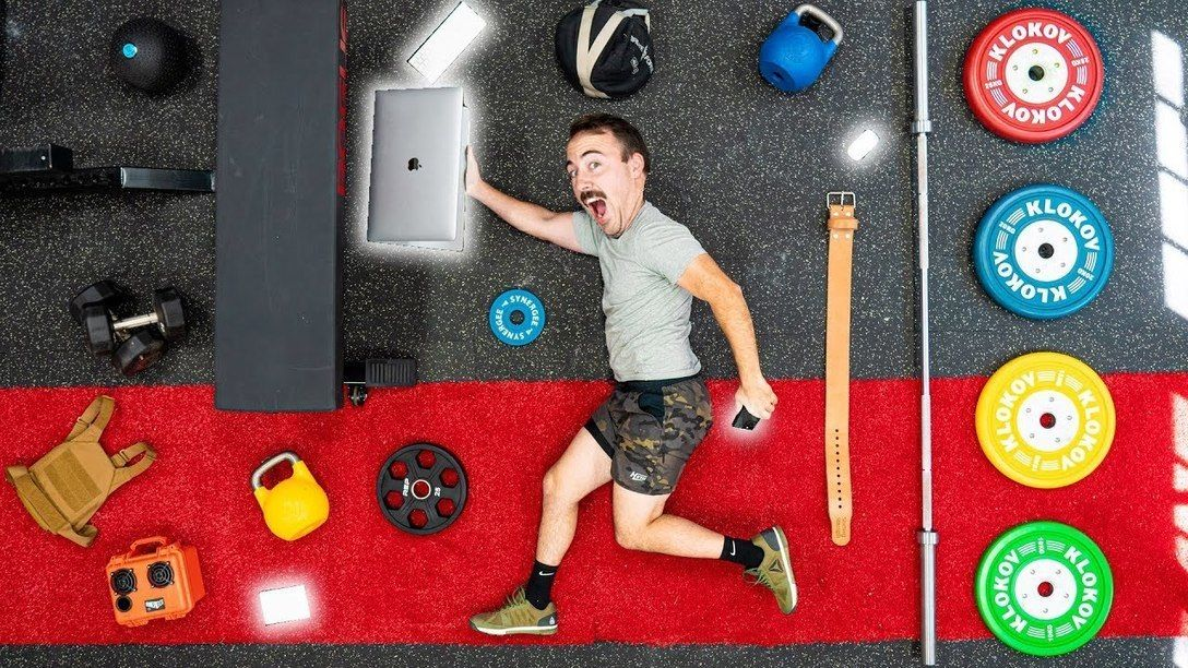 Is Apple Fitness The Future Of Home Gyms Tech Technology Health Science Fitness Gym Home Homegym Apple Fitness At Home Gym Apple Technology