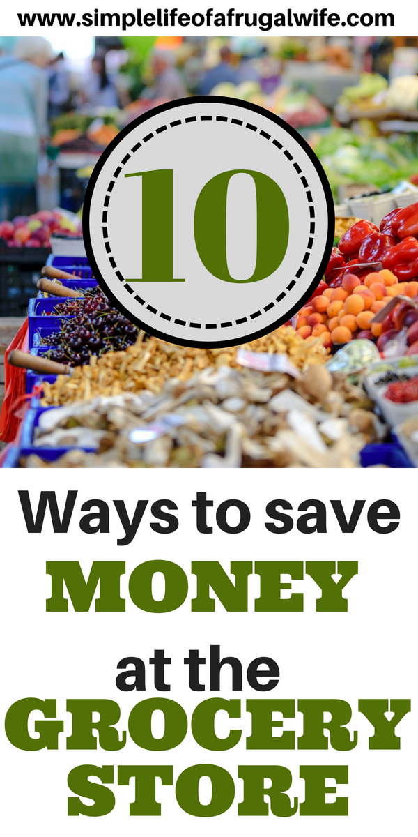 9f841819bc4 Use these 10 awesome tips on how to save money on your grocery bill. Save  money on groceries without coupons.