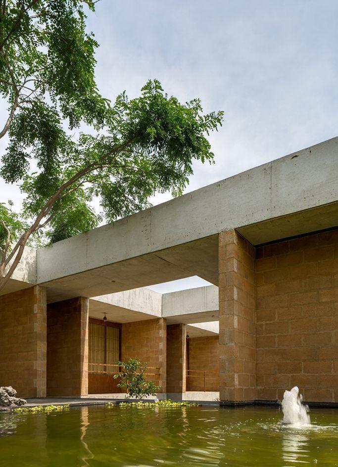 Modern Architecture House Wallpaper interactive tour: gp house | wallpaper* magazine | wallpaper