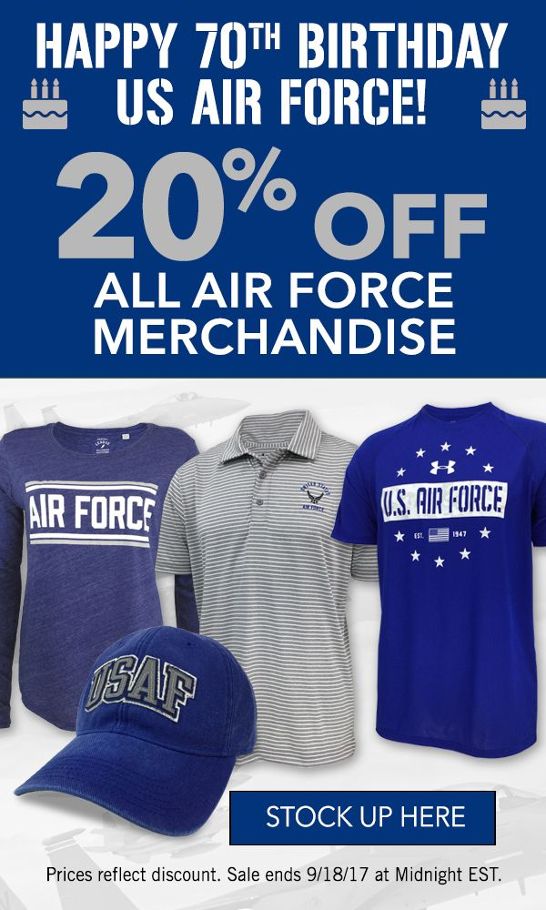 a678e925d6 Official US Air Force Apparel & US Air Force Clothing | Armed Forces ...