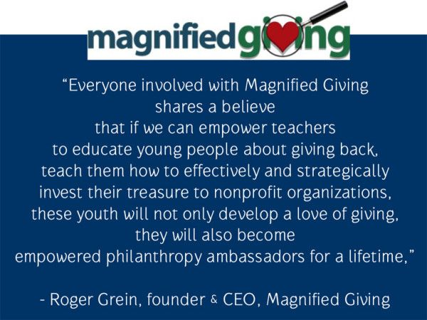 Short Magnified Giving by mediabridges | Tech company logos  |Magnified Giving