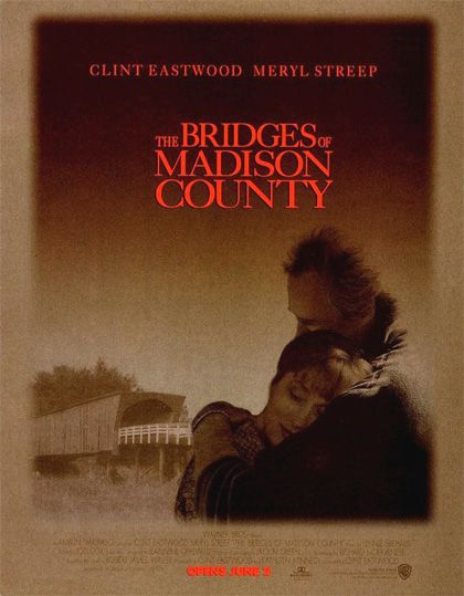 I Ponti Di Madison County 1995 Film Trama Trovacinema Clint Eastwood Film Meryl Streep