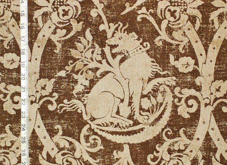 Medieval Fabric Fabric Decor Fabric Novelty Fabric