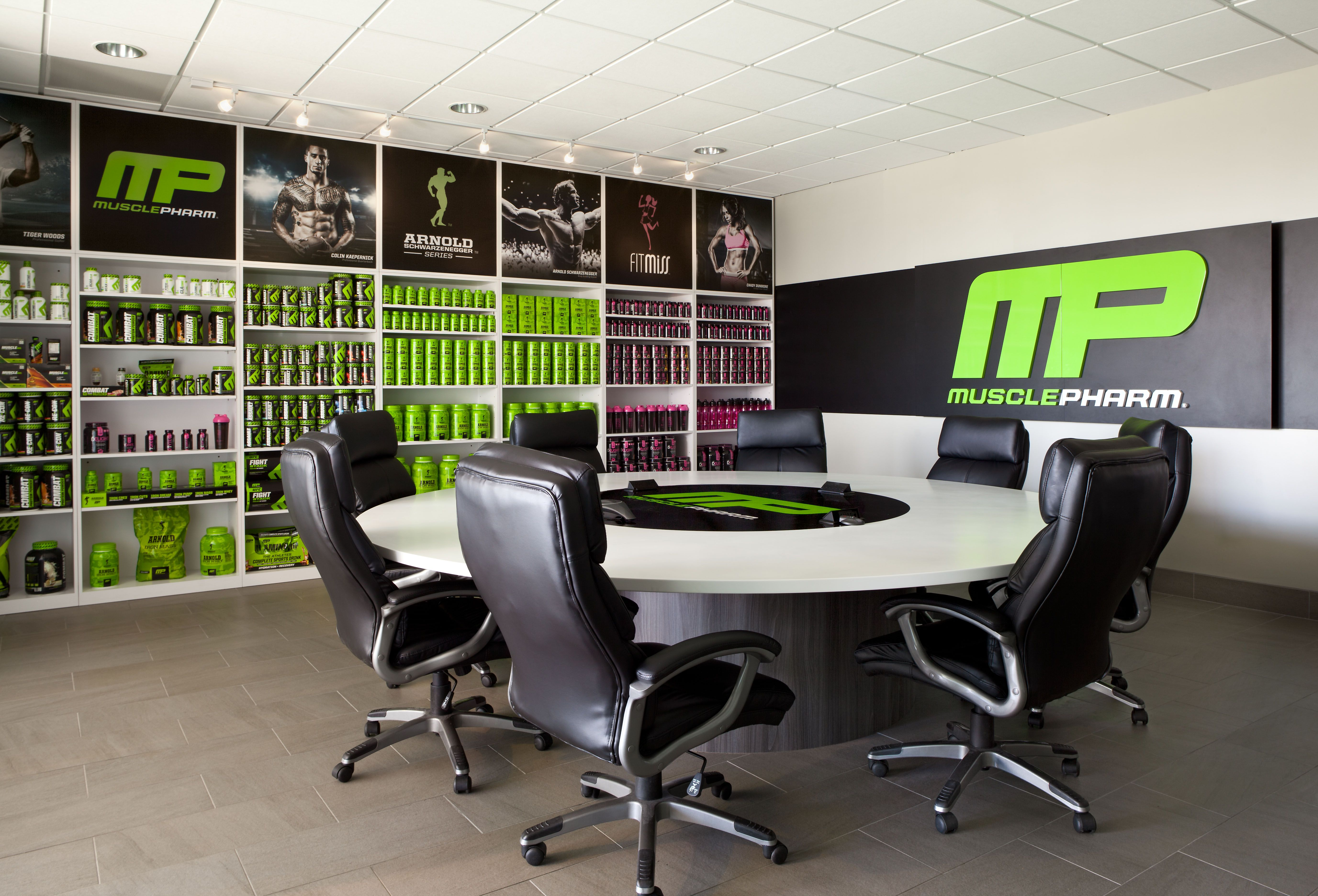 Muscle Pharm Headquarters - Muscle Pharm Headquarters Denver, Co -