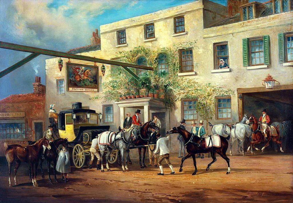 Charles cooper henderson 18031877 bellas artes arte