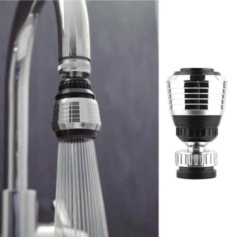 1pcs Water Saving Swivel Kitchen Bathroom Faucet Tap Adapter ...