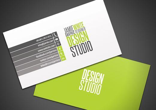 Business Card Design Ideas For Photographers | Business Card Ideas ...