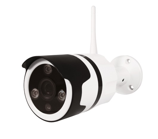 Camera Ip Wifi Exterieure Fixe Hd Brico Depot En 2020 Camera Organisation Maison Organisation