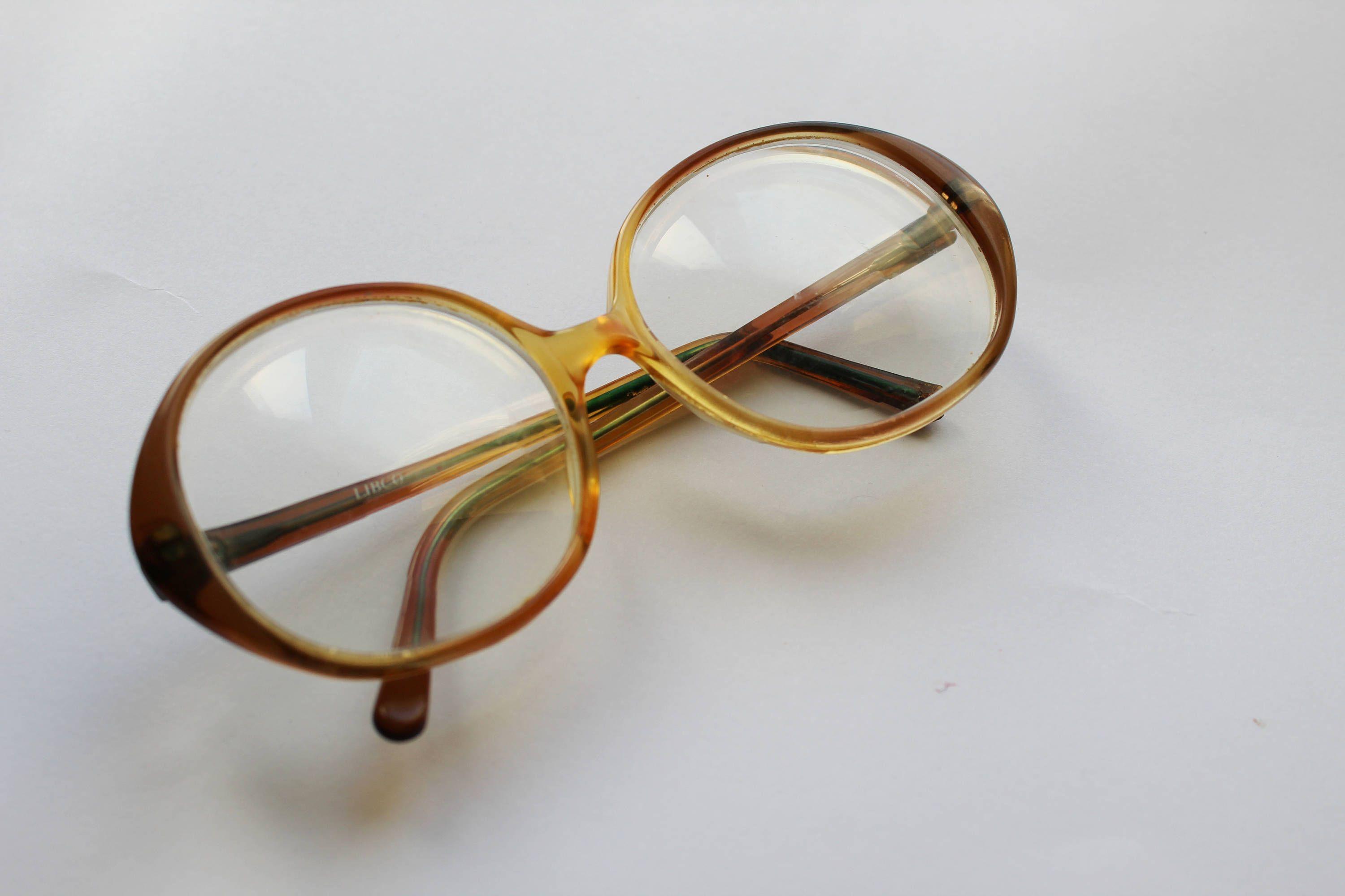 6ee17ebd30 Vintage Eyeglasses Round Frames Vintage Glasses Grandma Eyewear Grandpa  Glasses Tortoise Glasses Hipster 80s Antique Ladies Old Eyeglasses
