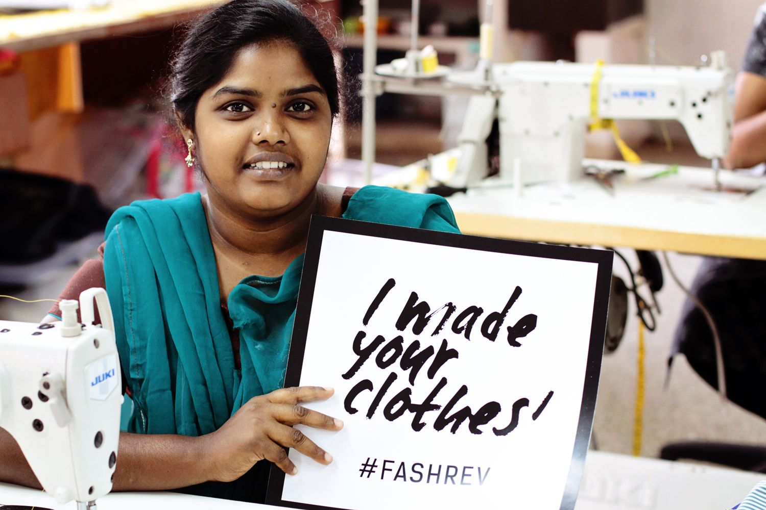 Fashion Revolution Day! Read about who made Passion Lilie's clothes. #whomadeyourclothes