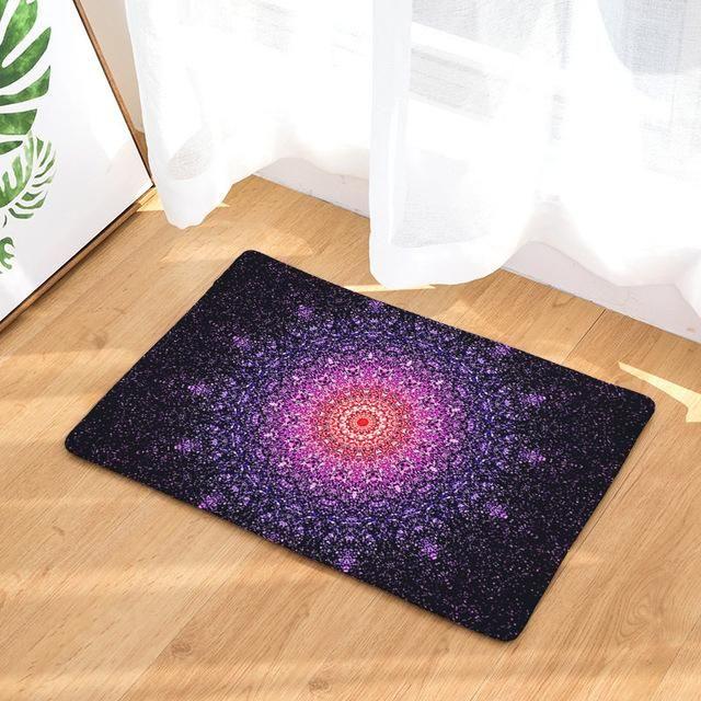 Geometric Print Carpet Anti-slip Floor Mat | Carpets & Rugs ...
