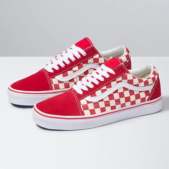 Vans checkerboard, Vans old skool