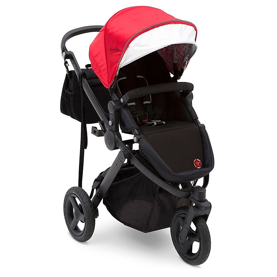 J Is For Jeep Sport Utility All Terrain Jogger In Red Jogging