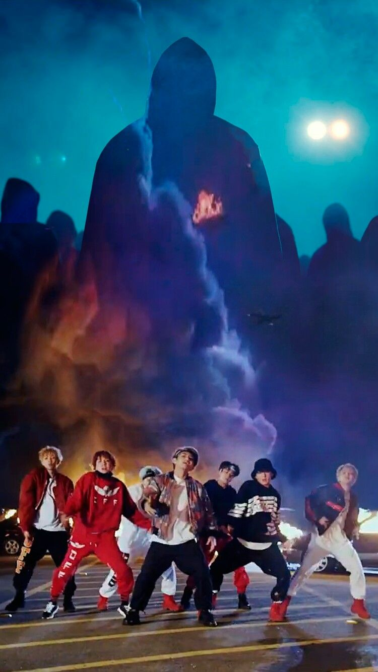 BTS Mic Drop Remix Wallpaper ♡// Pinterest leanawitmer