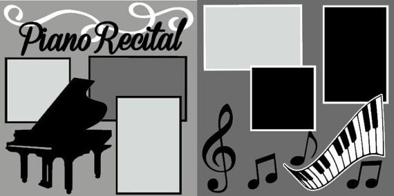 Piano from twinkle toes piano recital 2 page 12x12 do it yourself piano from twinkle toes piano recital 2 page 12x12 do it yourself scrapbook solutioingenieria Image collections