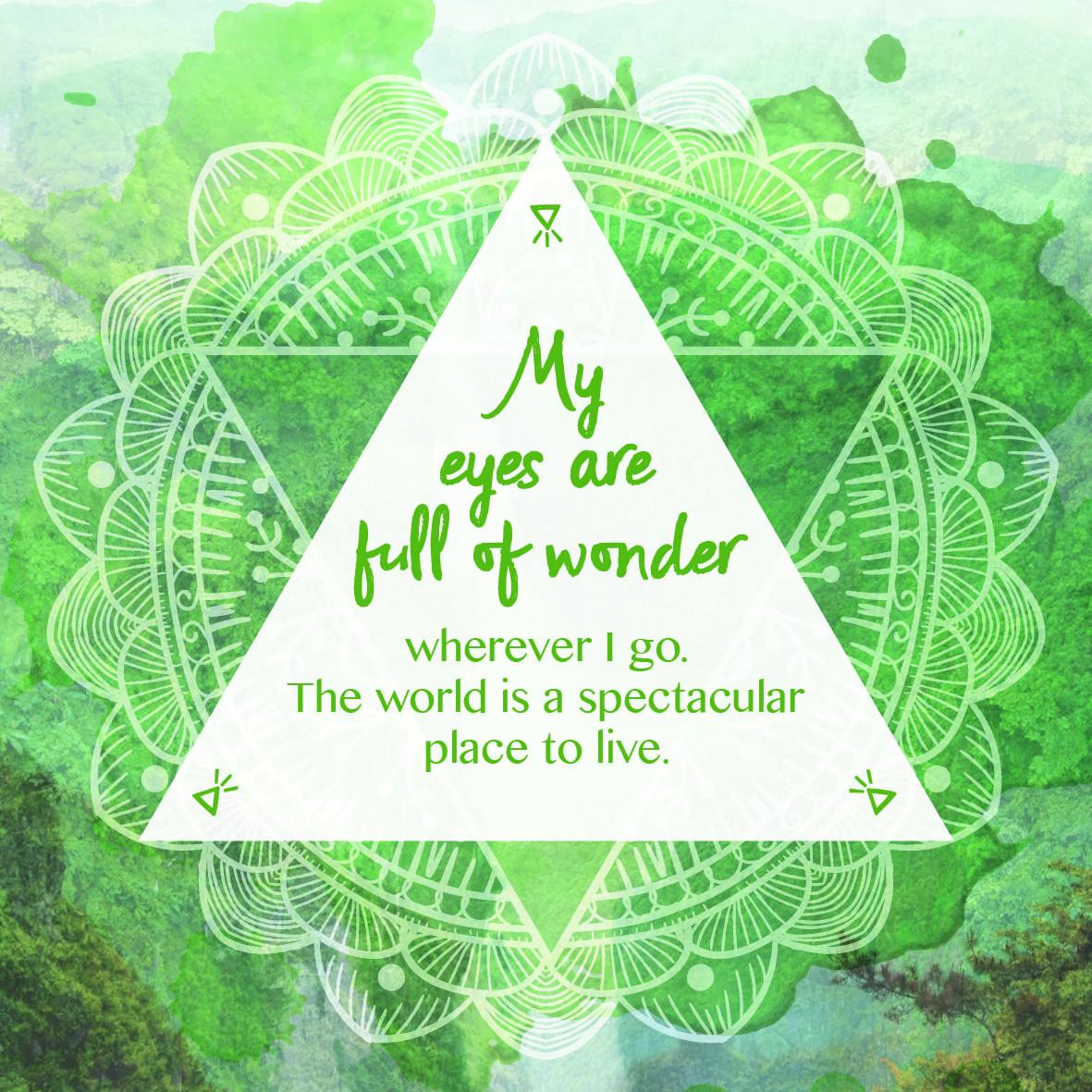 Welcome Deeper Abundance Positivity Enlightenment