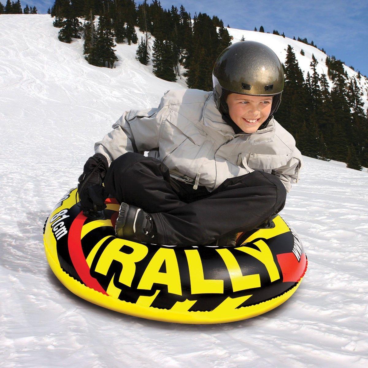 Sportsstuff Rally Snow Tube 30 1002 Snow Sled Foam