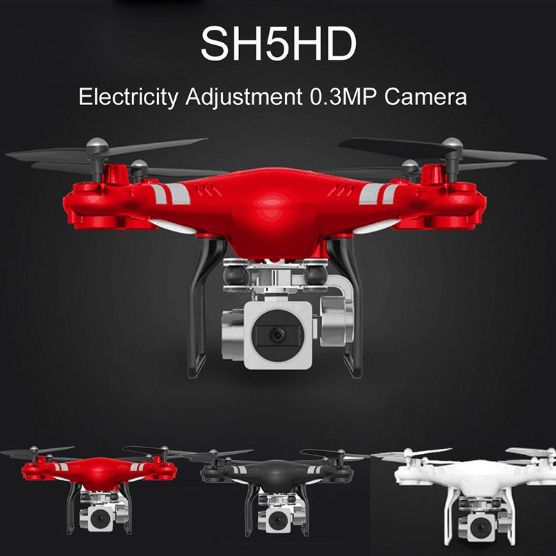 170° Wide Angle Lens WiFi FPV 1080P HD Camera RC Quadcopter Helicopter Drone Toy