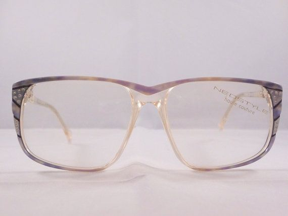 3b0c4640f6 Neostyle Vintage eyeglasses 1980s Old by vintagevision80