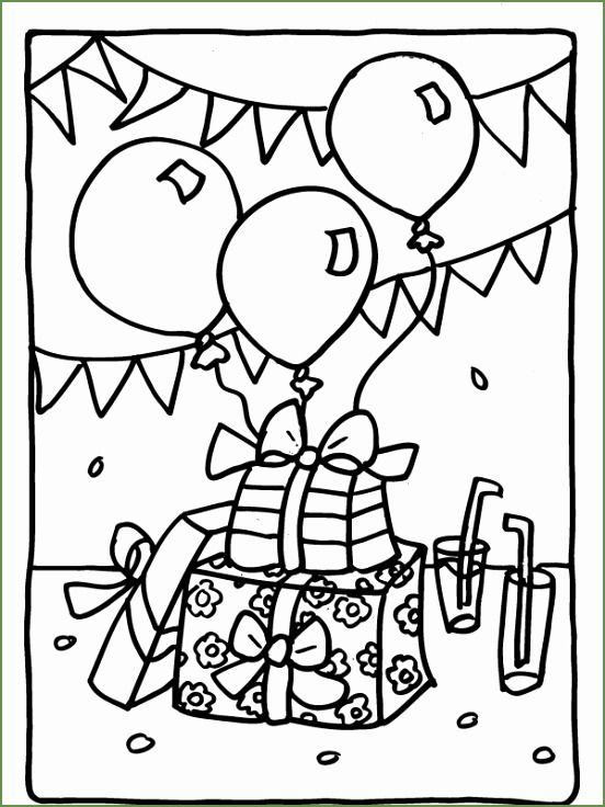 Pin by De on Knutsel papamama Birthday coloring pages