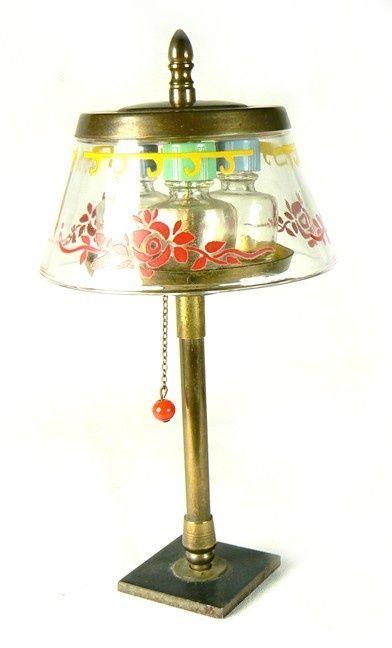 Miniature Perfume Bottles - Vintage, Novelty FLOOR LAMP perfume ...