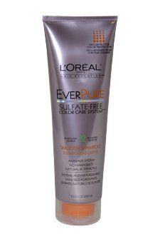 L'Oreal Paris EverPure Volume Shampoo, 8.5-Fluid Ounce $5.97