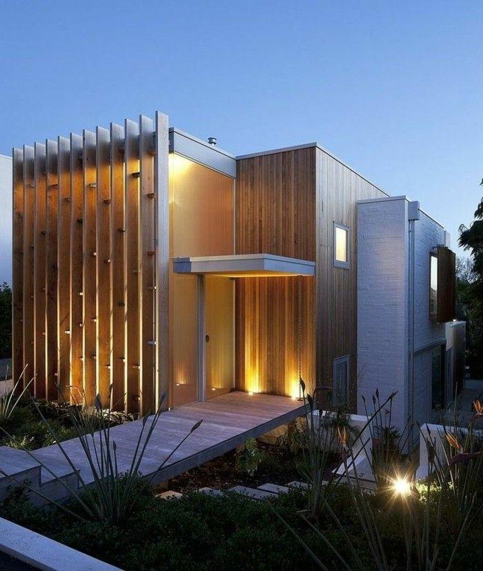 Fassade Modern moderne fassaden ein sehr schön aussehendes haus mit einer modernen