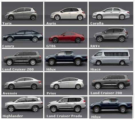 lofty ideas toyota cars name all toyota car models ever made cars pinterest. Black Bedroom Furniture Sets. Home Design Ideas
