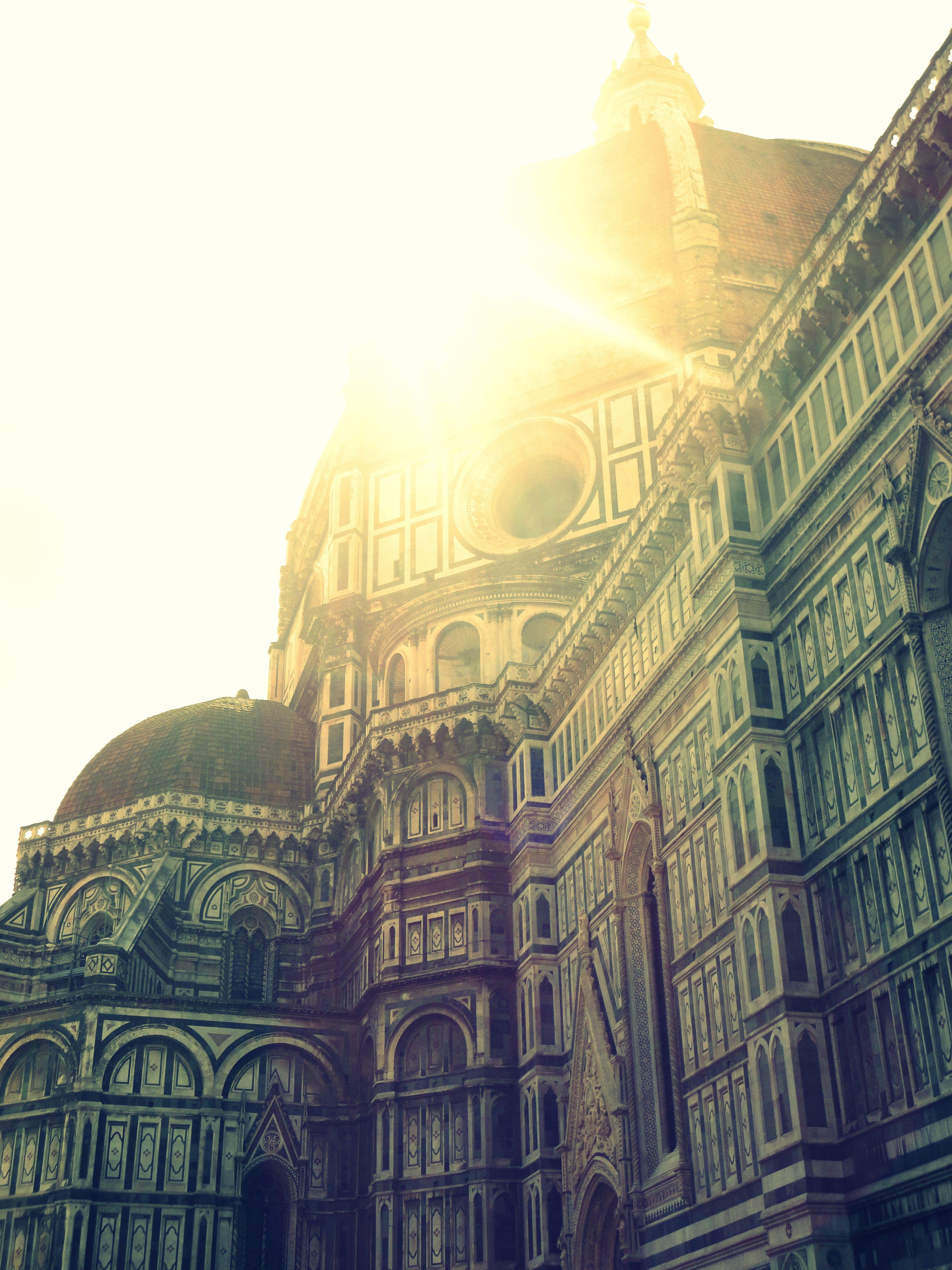 Florencia/Italia/Plaza del Domo