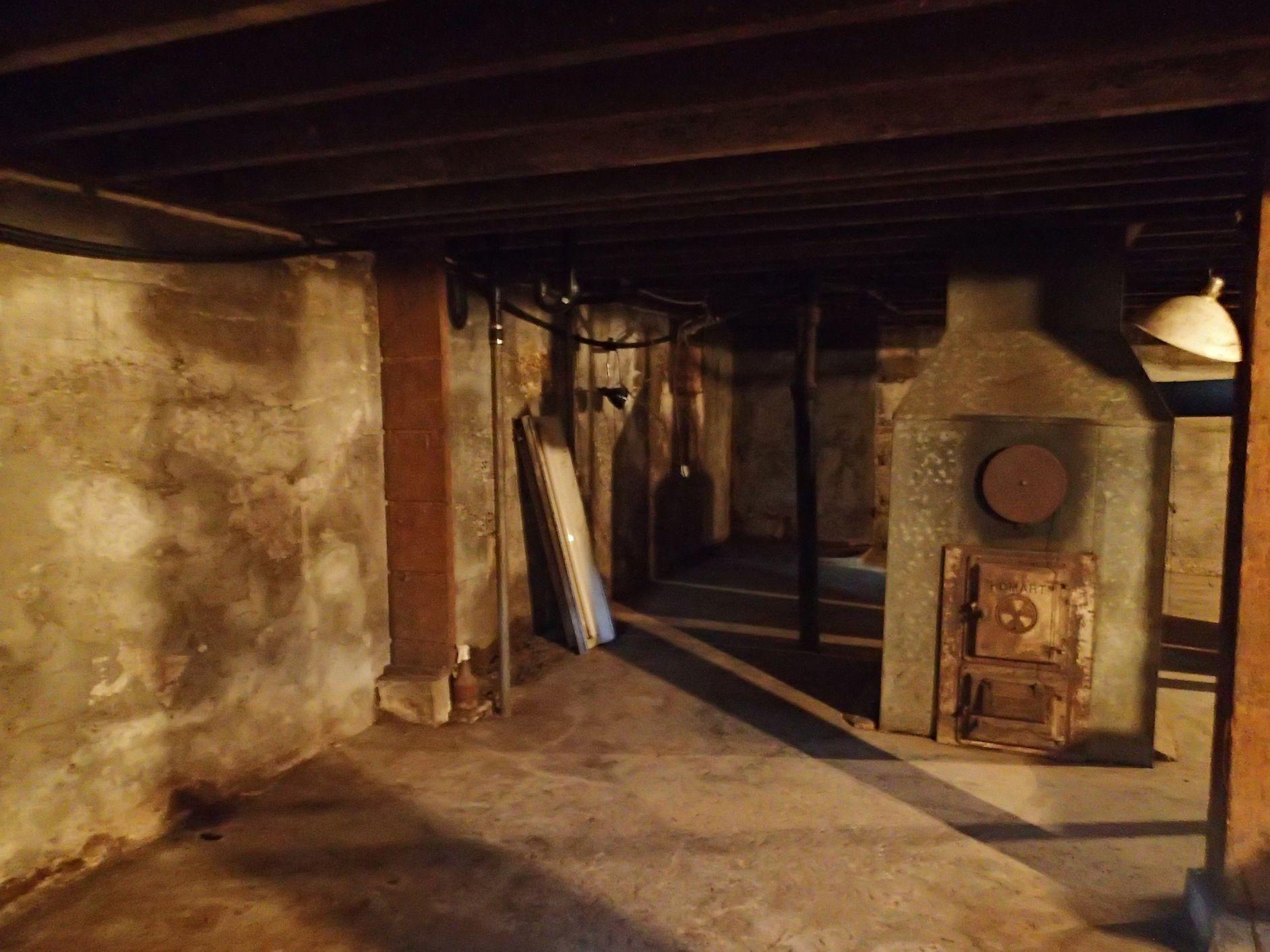 Basement Furnace Sweeney Todd Sweeney Todd Basement Art