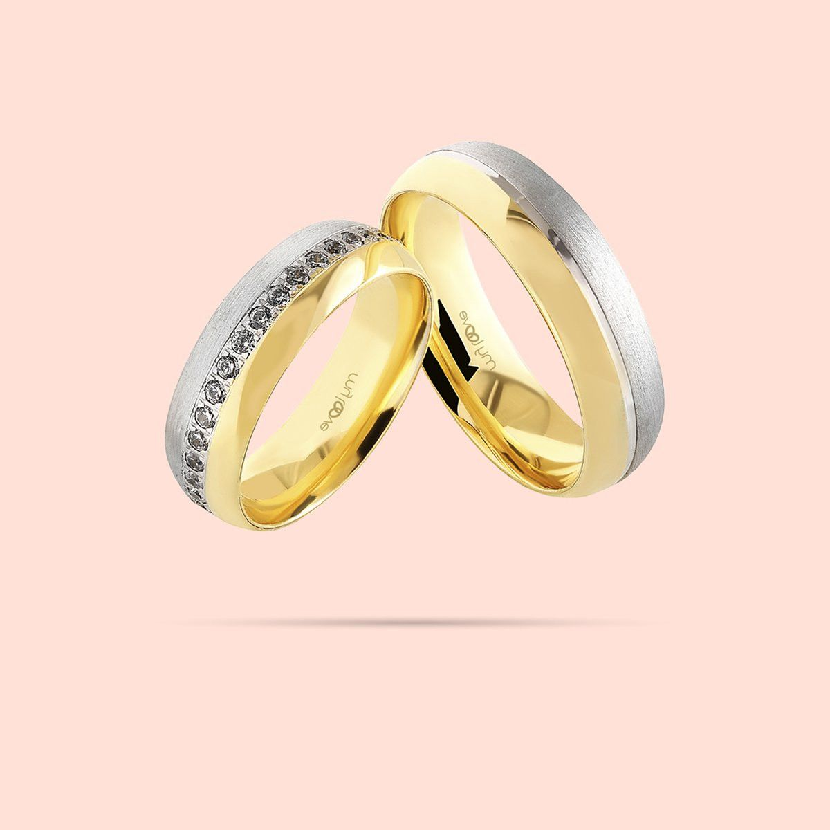 Alyans Modelleri 2018 | Alyans Modelleri | Pinterest
