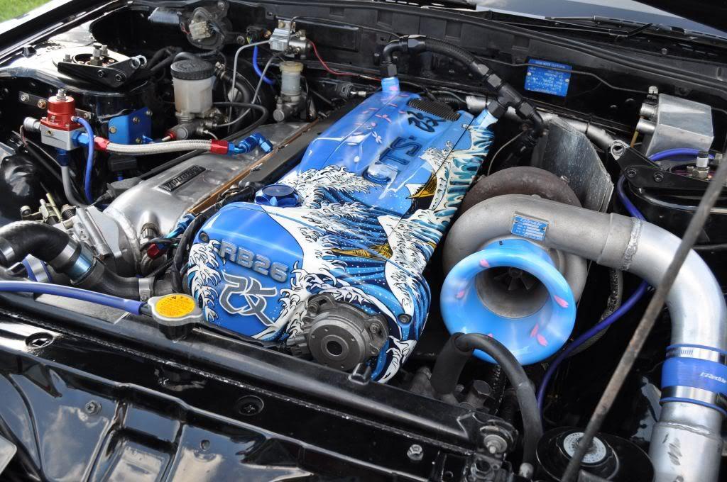 Nissan Skyline GT-R RB26 Tsunami GReddy Turbo | GReddy Tuning