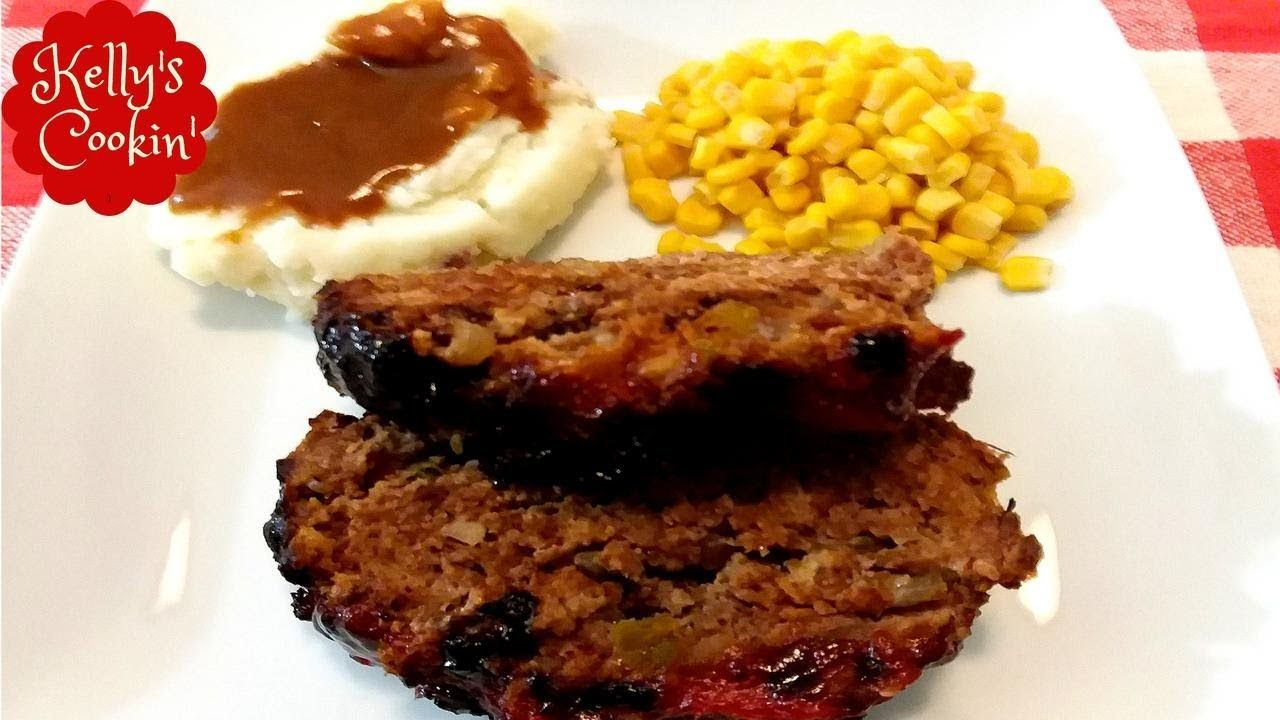 Air Fryer Meatloaf Recipe(2 lbs!)Cook's Essentials