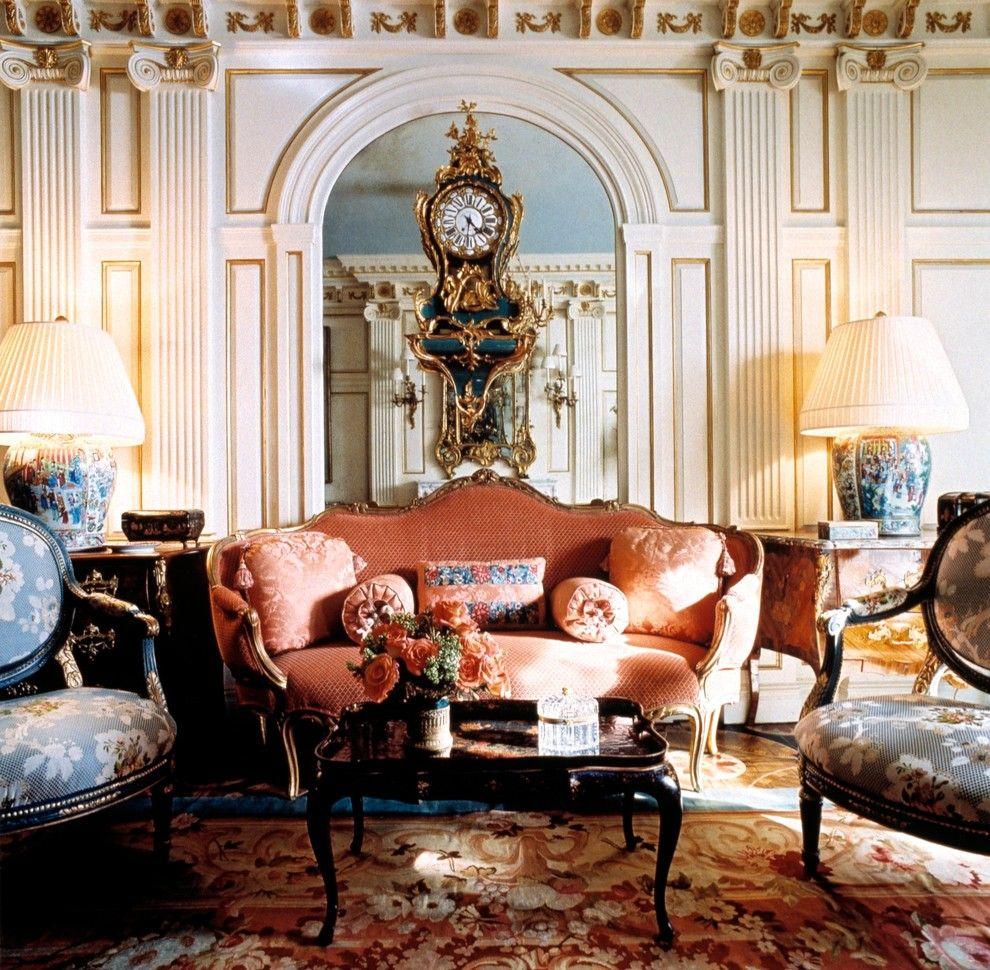 Spectacular Louis Xvi Decorating Ideas Mirror Wall Living