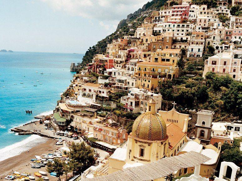 Italy's gorgeous Amalfi Coast