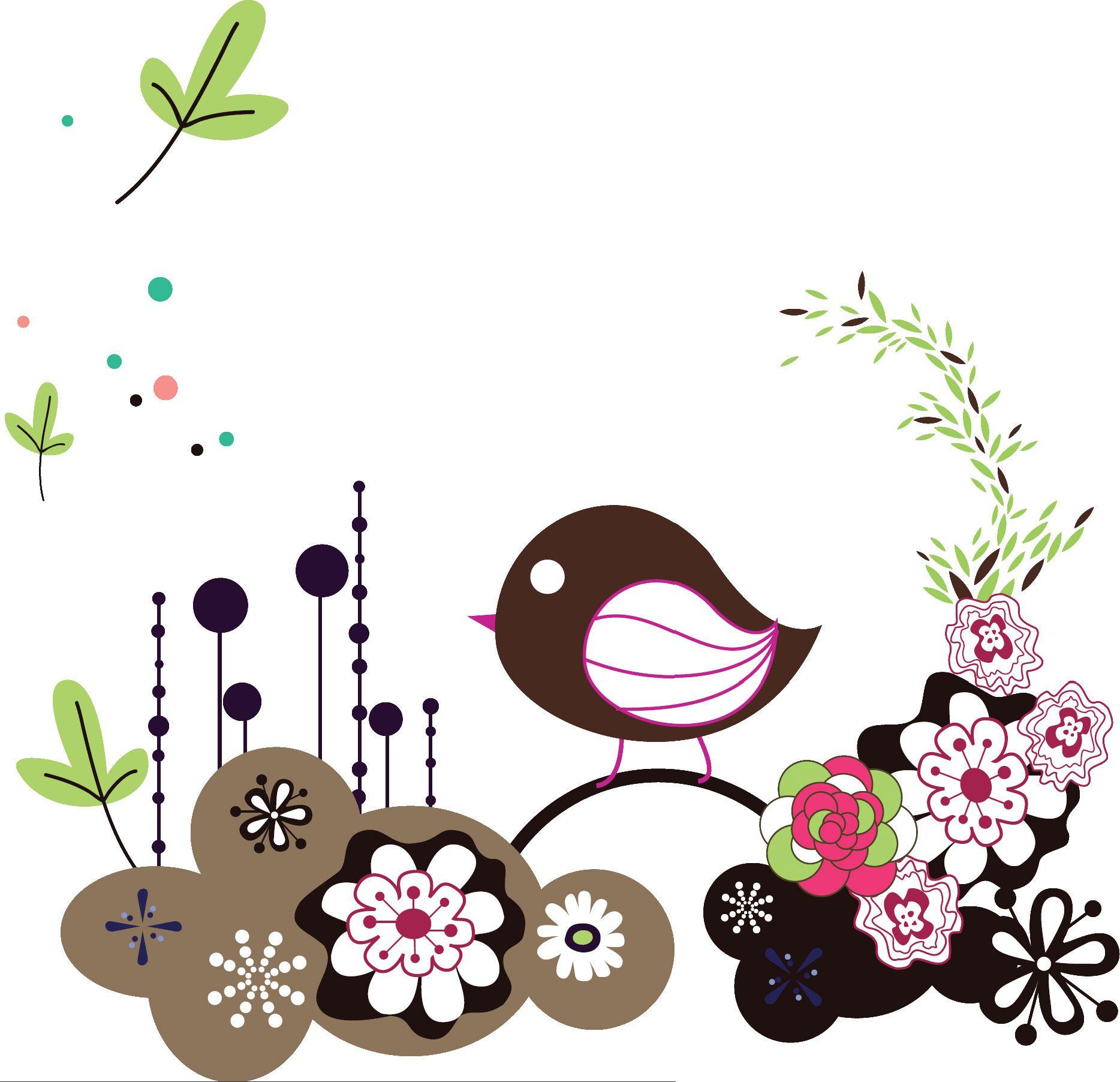 小鳥のイラスト画像【かわいい  | イラスト | pinterest | イラスト