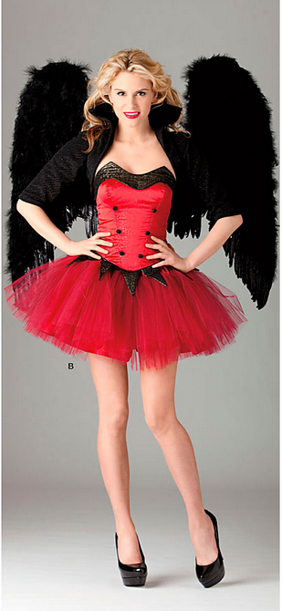 burda style, Schnittmuster für Halloween - Grusel-Superheldin ...