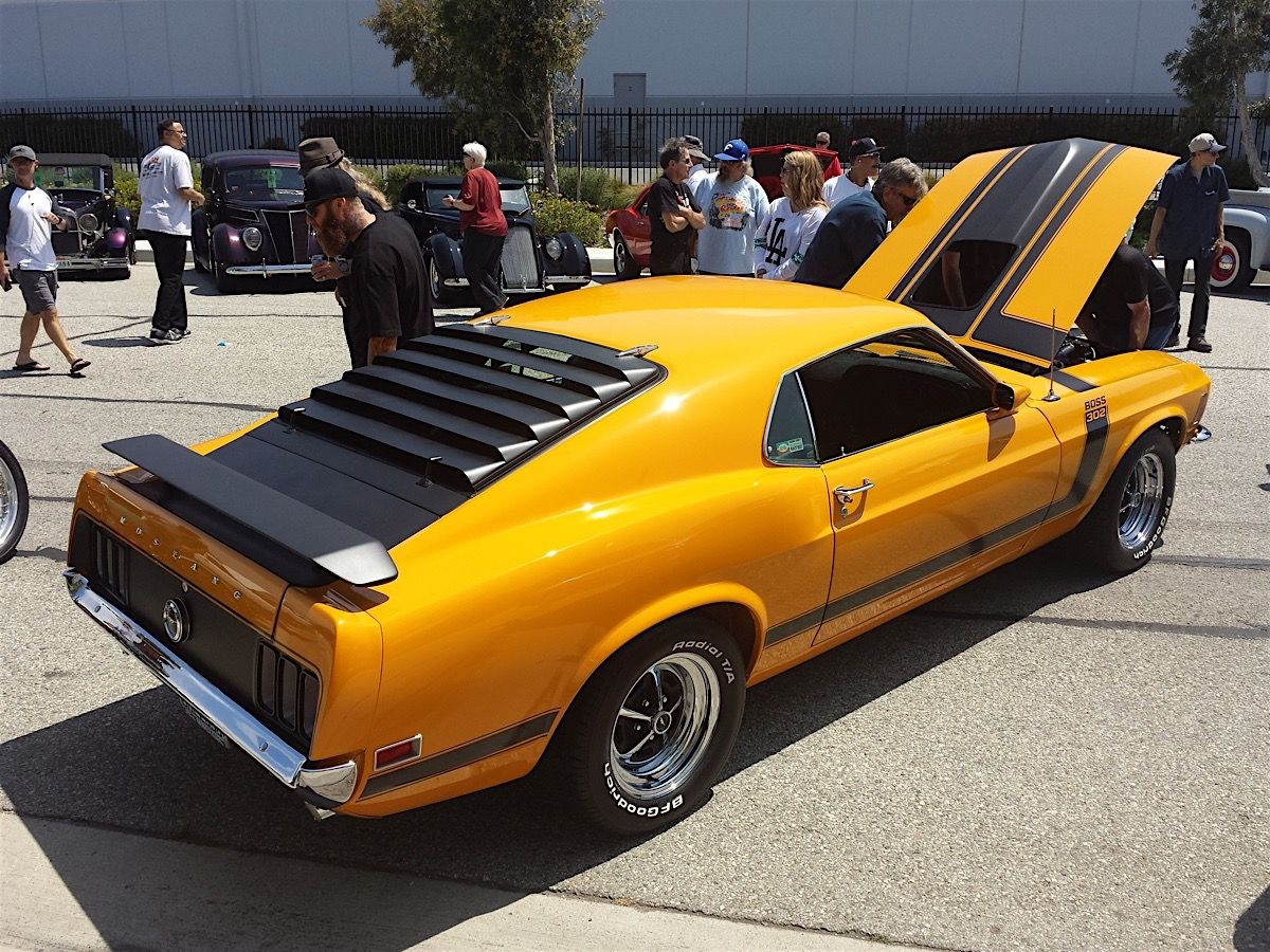 Edelbrock\'s 11th annual car show is a spring tradition and many ...
