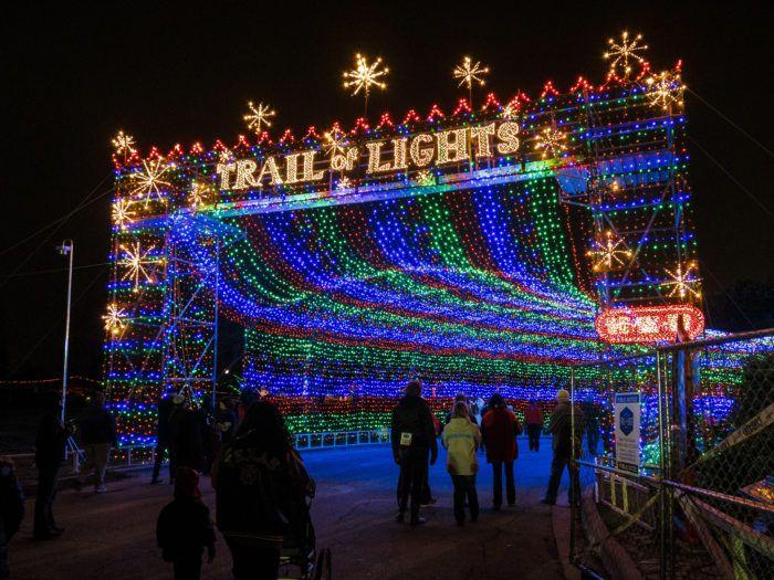 12 Best Christmas Light Displays In Texas 2016