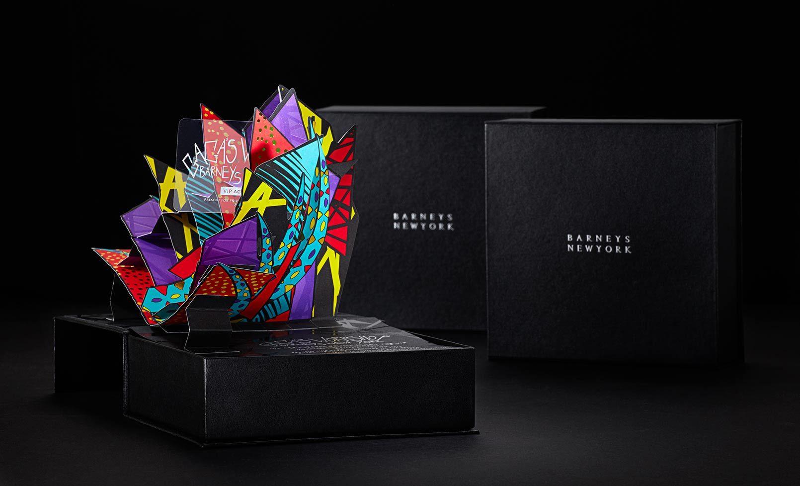 Barney\'s New York Lady Gaga Holiday | Packaging | Pinterest | Design ...