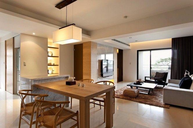 Kitchen diner design
