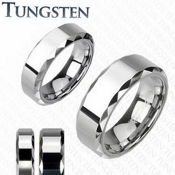Tungsten Ring By Spikes Usa Tungsten Mens Rings Tungsten Carbide Wedding Rings Tungsten Ring