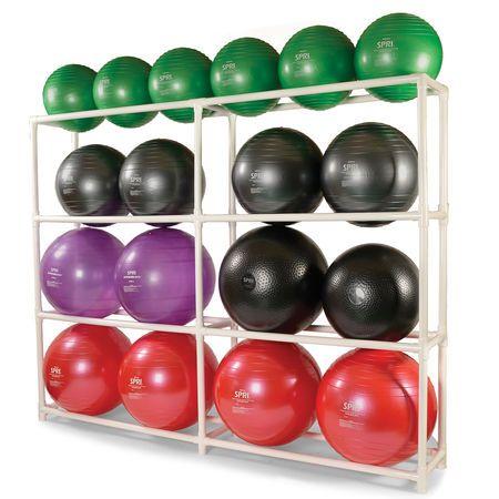 PVC Ball Storage Rack  5e84d65d352d